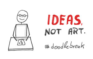 doodlebreak - Ideas, not art