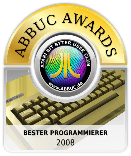 ABBUC Awards 2008 Logo