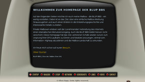 Neue BLUP BBS Website