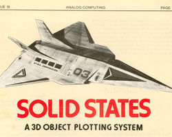 Solid States in der Analog 16