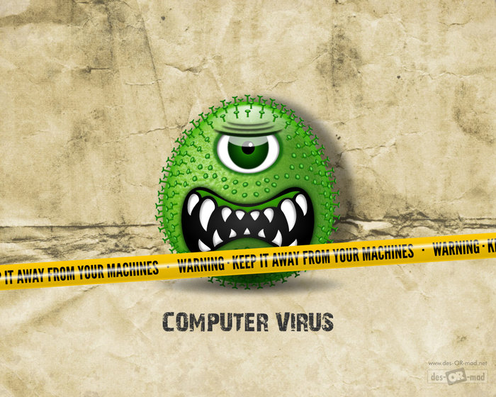 Virus Wallpaper